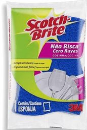 Esponja Sanitaria Scotch Brite Un