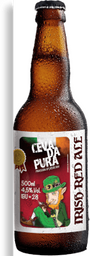 Cerveja Irish Red Ale Cevada Pura 500ml