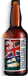 Cerveja English Ipa Cevada Pura 500ml