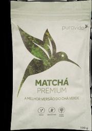 Matcha Premium Organico Puravida 100G