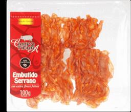 Chourico Fat Extra Fino Serrano Josep Ll 100g