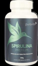 Spirulina Premium Puravida 100G