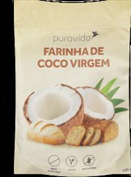 Farinha De Coco Virgem Puravida 500G