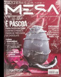 Revista Prazeres Da Mesa Un