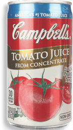 Suco Usa Tomate Campbells 163Ml