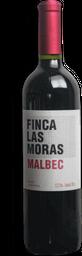 Vinho Argentino Finca Las Moras Malbec 750ml