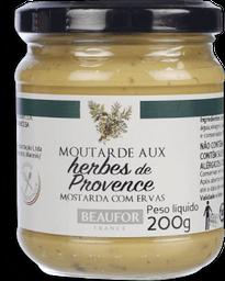 Mostarda Beaufor Herbes De Provence 200G