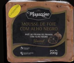 Patê De Figado Frango Com Alho Negro Magazzino 200g