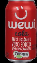 Refrigerante Cola Wewi Lt 350Ml