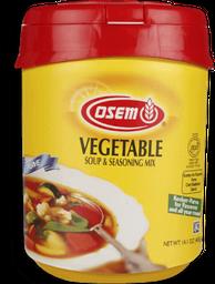 Sopa Pote Amarelo Sabor Vegetais Osem 400G