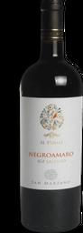Vinho Italiano San Marzano Il Pumo Salento Negroamaro 750ml