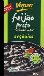 Feijão Preto Orgânico Vapza 250g