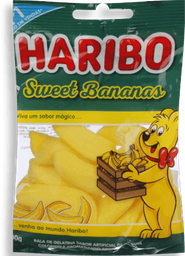 Sweet Bananas Haribo 100g