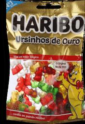 Bala Gelatina Ursinhos De Ouro Haribo 250G