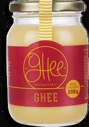 Manteiga Clarif Trad Ghee Banq 200g