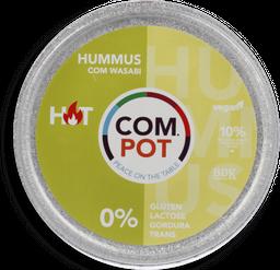 Hummus C/Wasabi Compot 200G