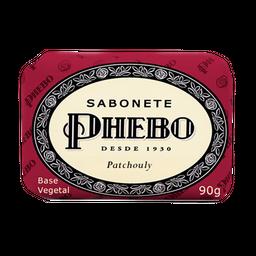 Sabonete Barra Patchouly Phebo 90g