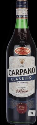 Vermouth Italiana  Carpano Tinto Clas 1L