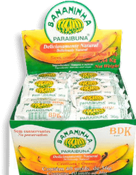 Bananinha Paraibuna 36G