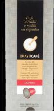 Cápsulas Café Torrado E Moido Intenso Bravo Cafe