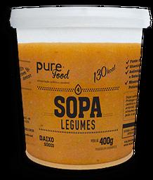 Sopa De Legumes Purefood 400g