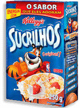 Cereal Sucrilhos Kelloggs 250g