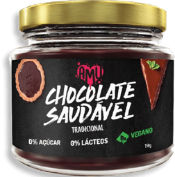 Ganache De Chocolate Tradicional Amu 150G