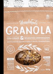 Granola Sem Gluten Parr Kitchen 300G