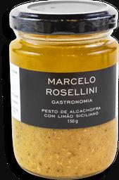 Molho Pesto Alcachofra Marcelo Rosellini 150G