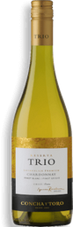 Vinho Chileno ConChá Y Toro Trio Chardonnay 750ml