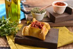 Empanado de Presunto e Tomate Seco