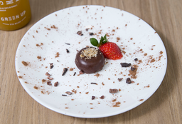 MINI CRÈME BRULÉE (sem açúcar / sem lactose / sem gluten)