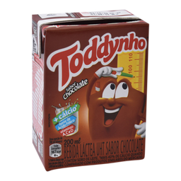 Achocolatado Toddynho 200ml - 10808