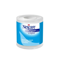 Nexcare Esparadrapo Micropore Branco 50mmx4.5m
