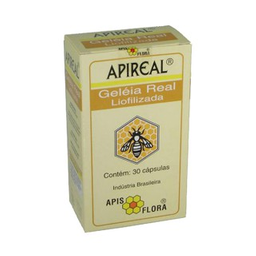 Apis Flora Apireal Geléia Real Liofilizada 100 Mg