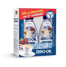 Zero Cal Adoçante Líquido de Sucralose