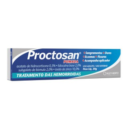 Proctosan Kley Hertz 20G Pomada