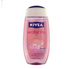 Nivea Sabonete Líquido Bath Care Waterlily E Oil