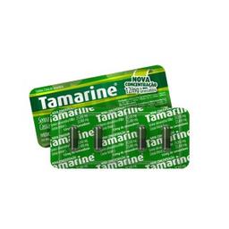 Tamarine 12 mg Com 4 Cápsulas