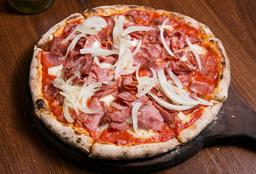 🍕 Pizza Salsiccia Calabrese e Cipolla