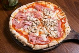 🍕 Pizza Prosciutto e Funghi