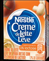 Creme De Leite Zero Lactose Uht Nestle 200g