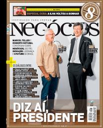 Revista Epoca Negocios