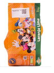 Laranja Lima Disney Lucato 1Kg