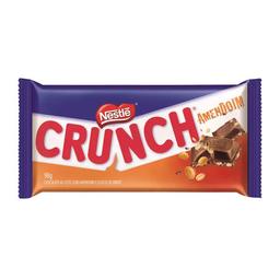 Crunch Chocolate Barra Nestlé Amendoim
