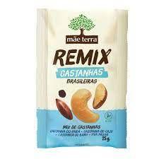 Compre 3 Ganhe 33% Mãe Terra Remix Mix De Castanhas Brasileiras
