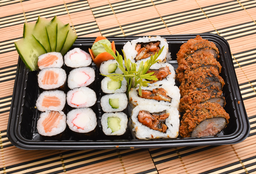 Combo Hot Roll (21 unidades)