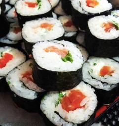 Sushi Roll Salmão Completo