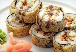 Sushi Roll Hot Philadelphia