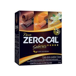Adoçante Em Pó Sucralose Sabores - Zero Cal